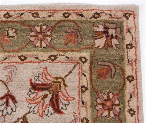 brown area rugs 5x8 traditional heritage tufted wool area rug carpet 5x8 beige brown blue green
