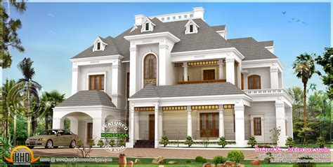 victorian home design beautiful victorian model luxury home home kerala plans
