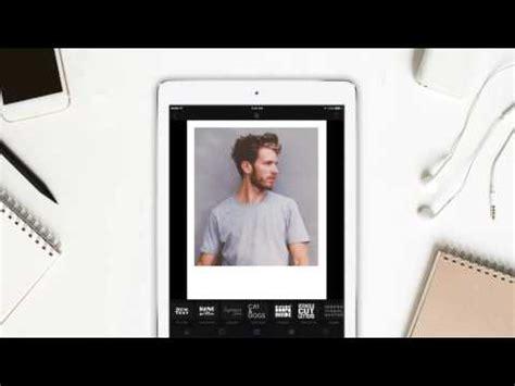 create polaroid   seconds cameraxis iphoneipad