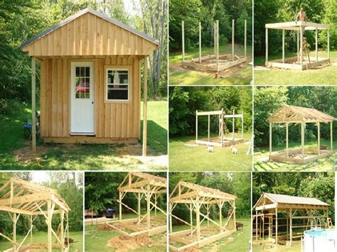 how to build a small home how to build small cabin cheap how to build a tree house