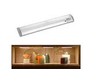 battery under cabinet light le 174 under cabinet lighting motion sensor light battery