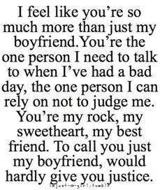 What To Give Your Boyfriend For - boyfriend appreciation quotes quotesgram