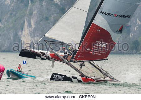 riva yacht competitors riva del garda italy august 19 first day of