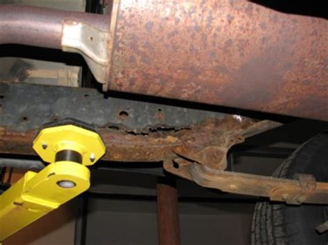 Toyota Tacoma Frame Replacement 2001 Toyota Tacoma Frame Has Premature Failure 3 Complaints