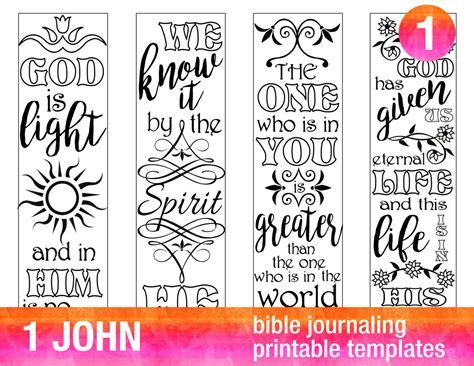 bible journaling templates 4 bible journaling printable illustrated faith bible