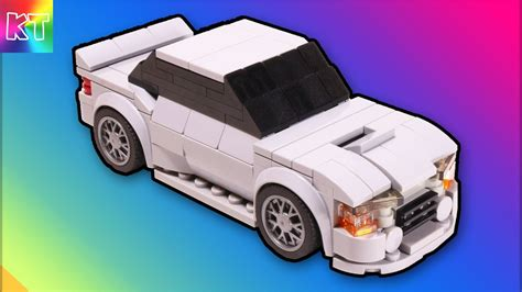 subaru lego lego subaru impreza wrx sti b22 cars for speed build