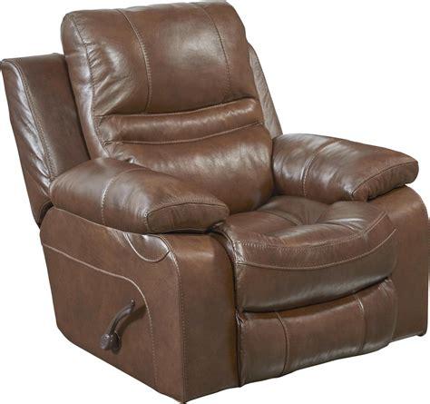 italian leather recliner catnapper patton top grain italian leather glider recliner
