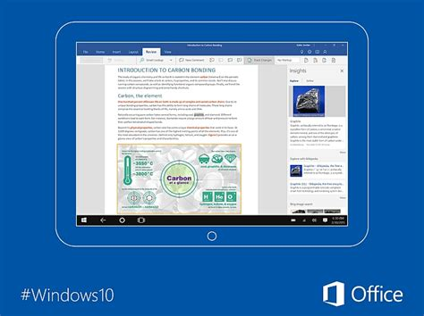 Apps For Office by Microsoft Launches Office Mobile Apps For Windows 10