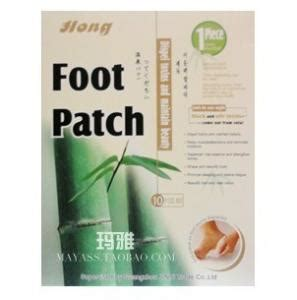 Bamboo Gold Detox Foot Patch by Bamboo Foot Patch Detox Quality Bamboo Foot Patch Detox