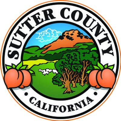 Sutter County Records File Seal Of Sutter County California Png Wikimedia Commons