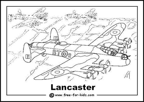 Wwii Coloring Pages free coloring pages of ww2 spitfire plane