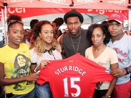 anthony daniels jamaica daniel sturridge gives back to his jamaican roots