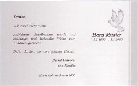 Muster Einladung Trauerfeier Trauerdanksagung Wei 223 E Taube Quot White Pigeon Quot