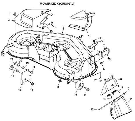 deere d110 parts diagram deere d110 mower wiring diagram free engine