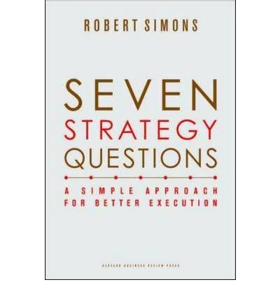 layout strategy questions harvard business review strategy execution pdf format