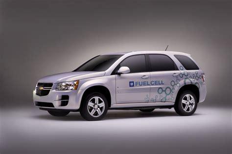 chevrolet equinox fuel cell hydrogen motors