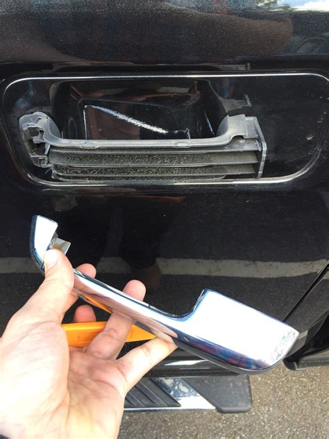 Remove Exterior Door Handle How Do You Remove The Outer Door Handle On An 2011 For Html Autos Weblog