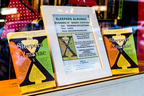 Sleepers Almanac by Photography Julie Koh