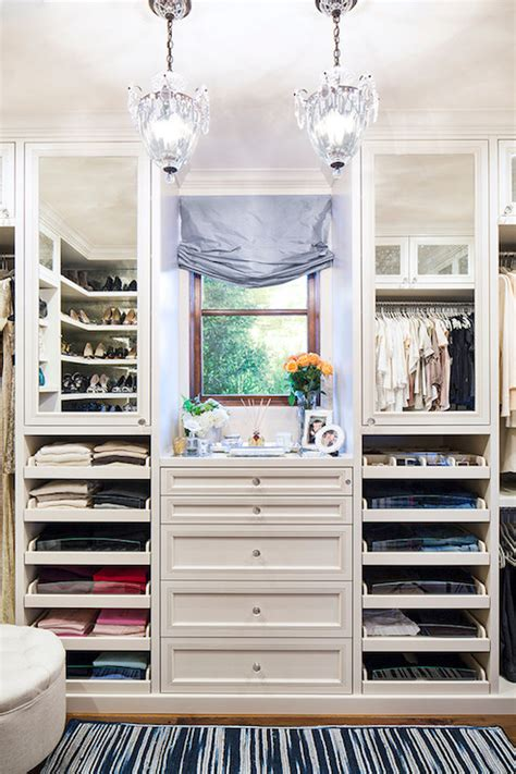 Built Out Closets by Pull Out Drawers Transitional Closet La Closet Design