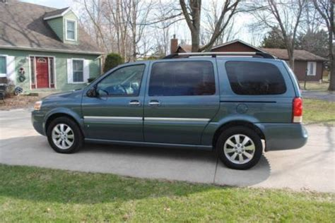Buick Terraza Sliding Door Problems by Purchase Used 2007 Buick Terraza Cxl Mini Passenger 4 Door 3 9l In Mahomet Illinois United