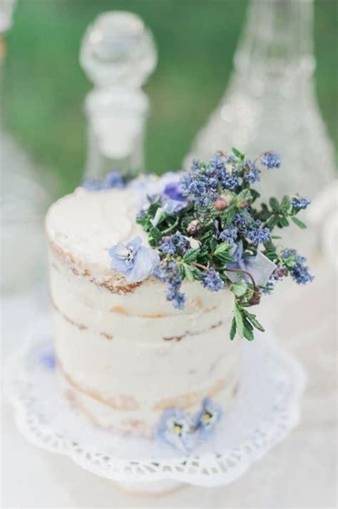 blue wedding cakes with flowers 34 semi wedding cakes happywedd