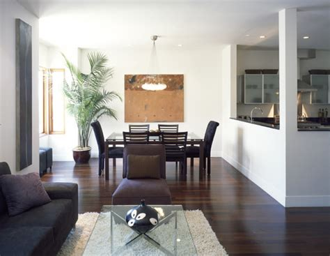 Narrow Living Dining Room by Debbie Interior Design Consultant West Vancouver Narrow Room Solution Split It Up