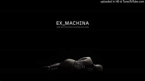 ex machina turing test 1 the turing test ex machina ost youtube