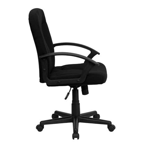 fabric desk chair with wheels best executive fabric computer office desk chair comfort