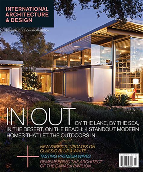 architecture and design magazine architecture design magazine