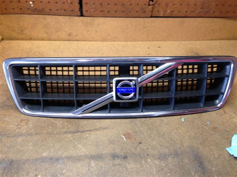 volvo turbo grille egg crate style fits xc       volvo forums