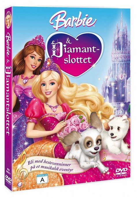 film barbie w krainie kucyków barbie diamantslottet 2008 filmweb