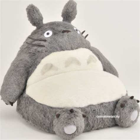 Totoro Single Sofa new totoro big single sofa chair studio ghibli