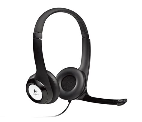Headset Logitech H390 stereo headset h390 logitech united states