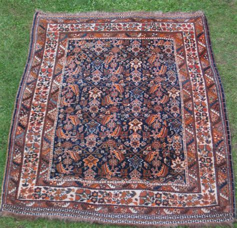 Antique Persian Kashkay Rug 1930 S 238649 Antique Rugs Value