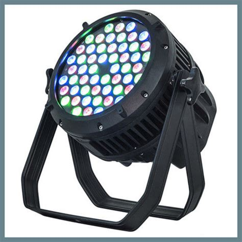 Outdoor Can Lighting Outdoor Rgbw Colour Led Par Can Lights Wall Wash Dmx Lighting 54 215 3w For Sale From China