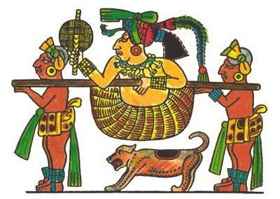 imagenes de jefes mayas dibujos mayas