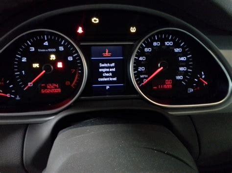 audi q7 speedometer 2010 audi q7 speedometer instrument cluster gauges ebay