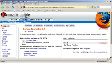 firefox themes orange microsoft database engine msde 2000