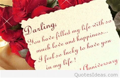 Simple Wedding Anniversary Quotes For by Simple Quotes For Him Quotesgram Sms For Anniversary
