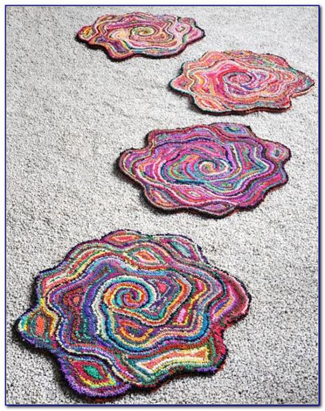 Flower Shaped Area Rugs Flower Shaped Area Rugs 187 Tina Bloom Flower Shaped Rugs 45 77 210 35