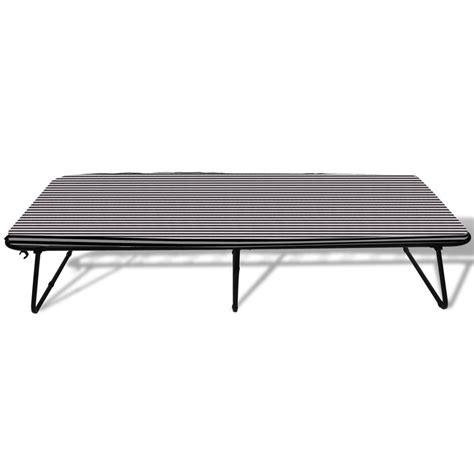 materasso 190x80 letto pieghevole con materasso 190 x 80 x 40 cm vidaxl it