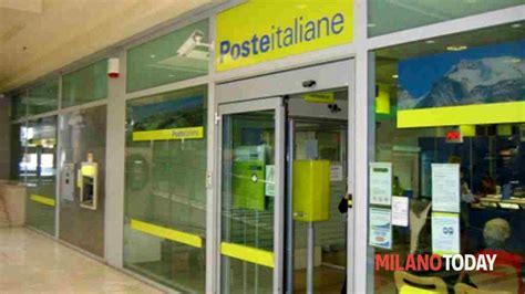 ufficio postale garbagnate milanese rapina in ufficio postale giambellino largo