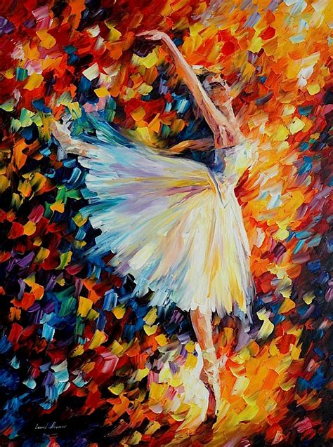 Painting In by Leonid Afremov Sunday Evening Gallery