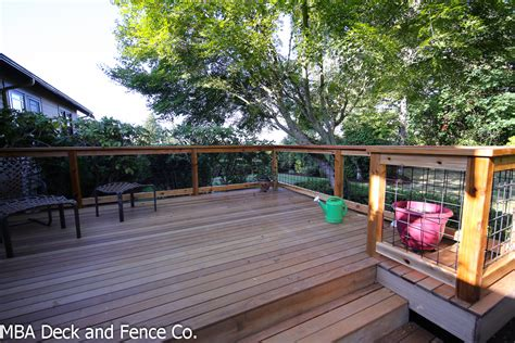 Mba Deck And Fence Seattle Wa by Ipe Mba Deck And Fence