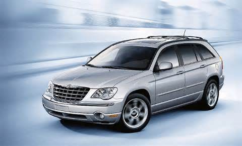 Chrysler Pacifica 07 091223 07 2008 Chrysler Pacifica Limited Poster Hooniverse