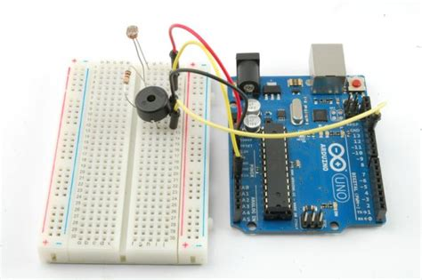 tutorial for arduino pdf arduino tutorial photocell use arduino for projects