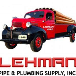 Lehman Pipe And Plumbing Supply Inc miembros acaire
