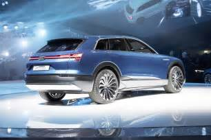Audi Etronic Audi Q6 E Concept To Enter Production Virtually Unchanged