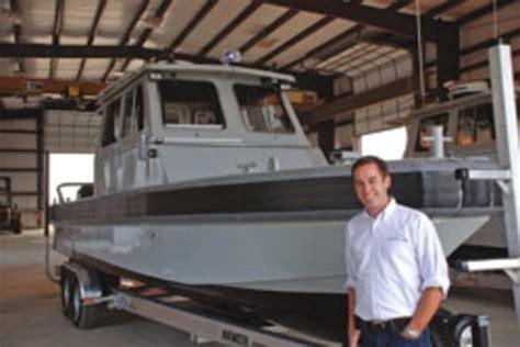 metal shark boats chris allard nurturing the next generation soundings online