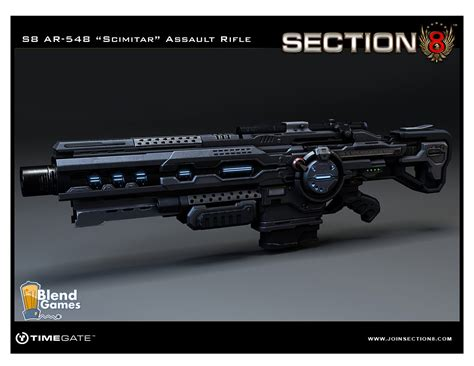 section 8 news section 8 weapons revealed and still no ps3 news